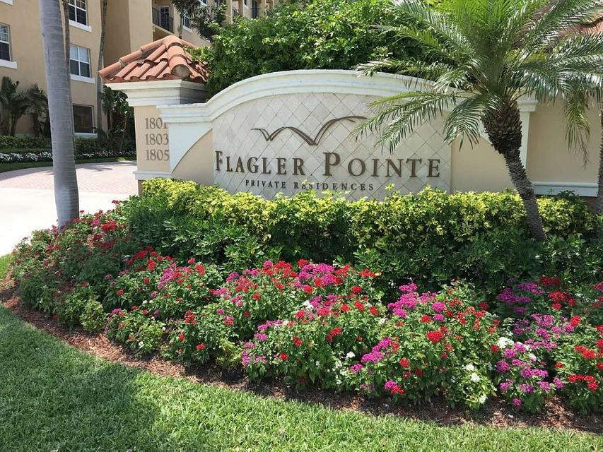 Condominium for Rent at 1805 N Flagler Drive # 219 1805 N Flagler Drive # 219 West Palm Beach, Florida 33407 United States