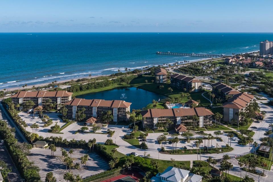 Condominium for Sale at 301 S Seas Drive # 203 Jupiter, Florida 33477 United States