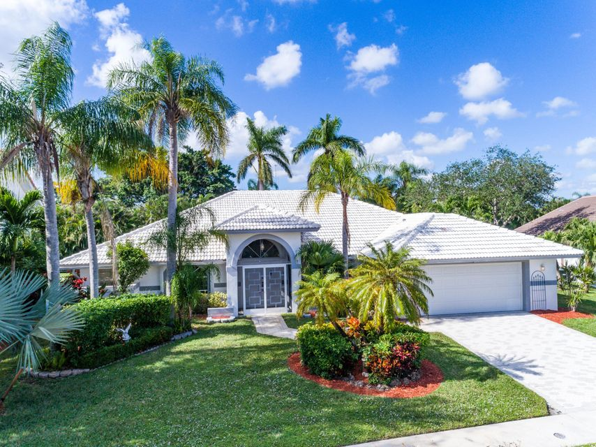 Home for sale in Muirfield Estates Lake Worth Florida