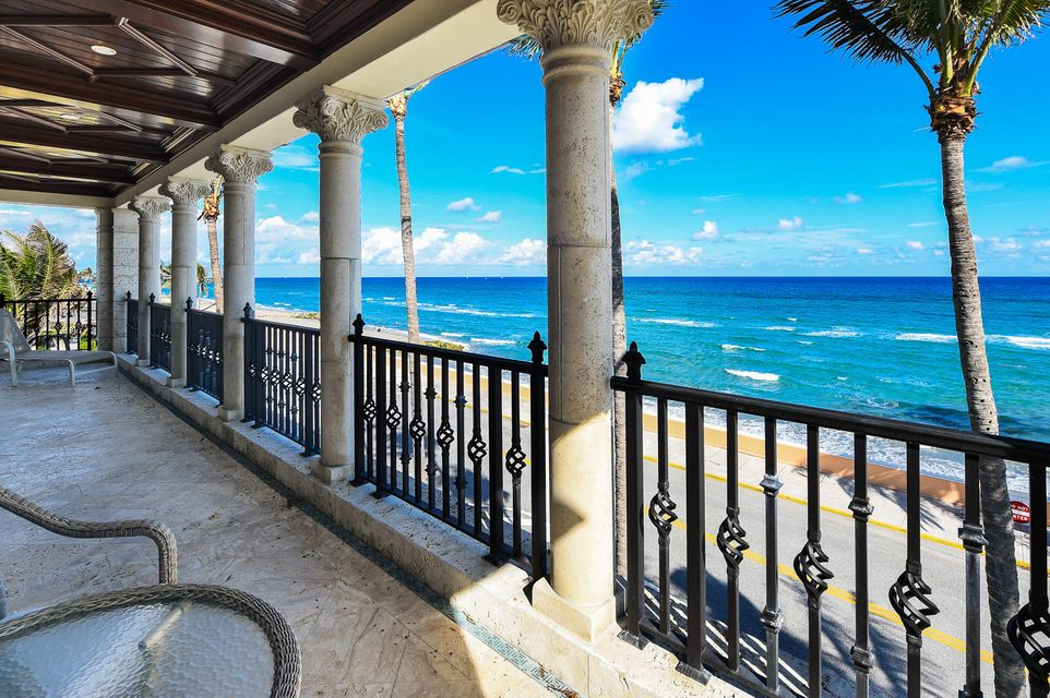 Condominium for Sale at 104 Gulfstream Road 104 Gulfstream Road Palm Beach, Florida 33480 United States