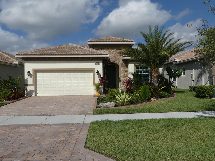 Single Family Home for Sale at 18030 SW Cosenza Way 18030 SW Cosenza Way Port St. Lucie, Florida 34986 United States