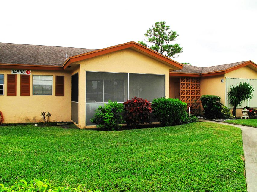 14588Canalview Drive #C,Delray Beach,Florida 33484,1 Bedroom Bedrooms,1 BathroomBathrooms,Villa,High Point of Delray section 1 West,Canalview,RX-10388065,for Sale