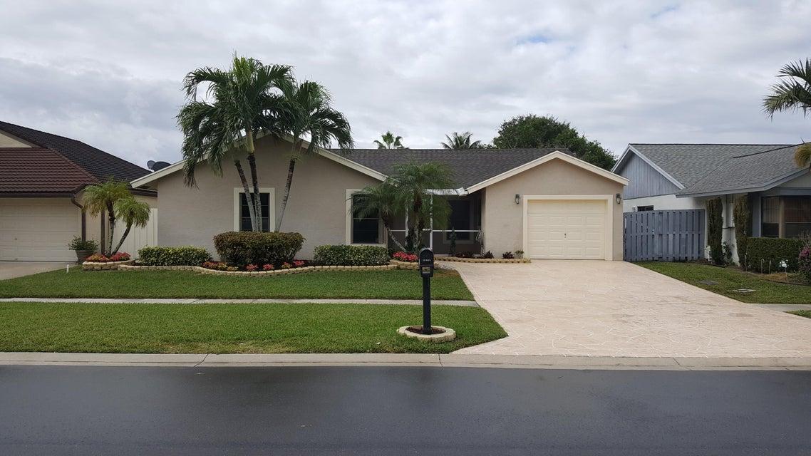 21255 Summertrace Circle  Boca Raton FL 33428