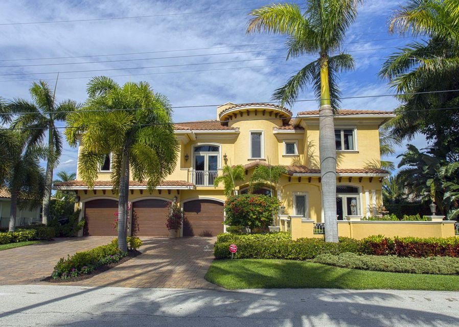 Single Family Home for Sale at 959 Bolender Drive Delray Beach, Florida 33483 United States