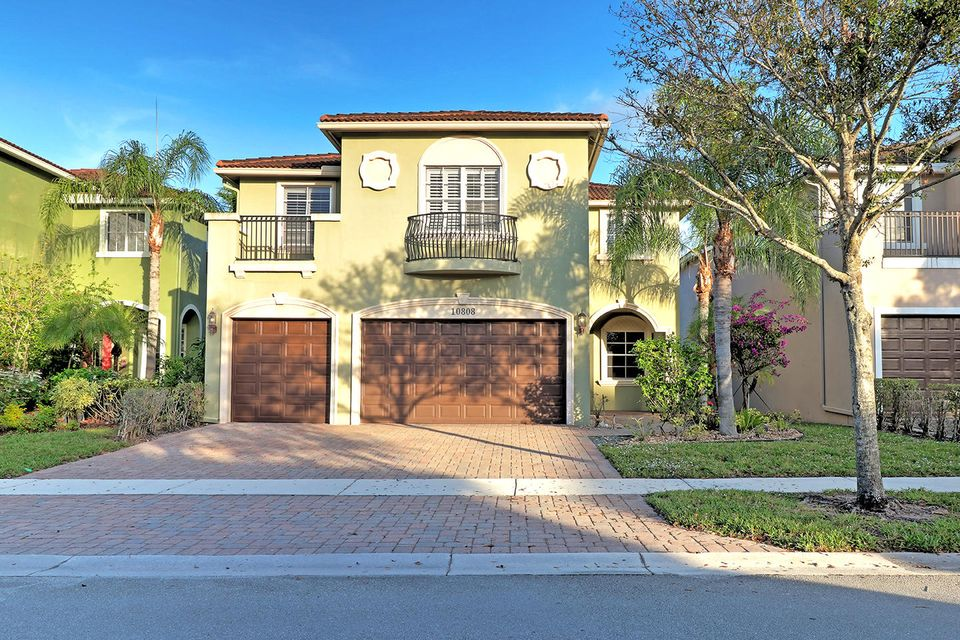 Single Family Home for Rent at 10808 Lake Wynds Court 10808 Lake Wynds Court Boynton Beach, Florida 33437 United States