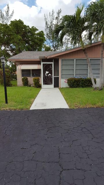 14207 Campanelli Drive , Delray Beach FL 33484 is listed for sale as MLS Listing RX-10388265 1 photos