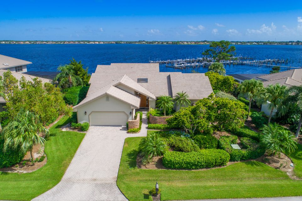 Single Family Home for Sale at 12784 NW Mariner Court 12784 NW Mariner Court Palm City, Florida 34990 United States