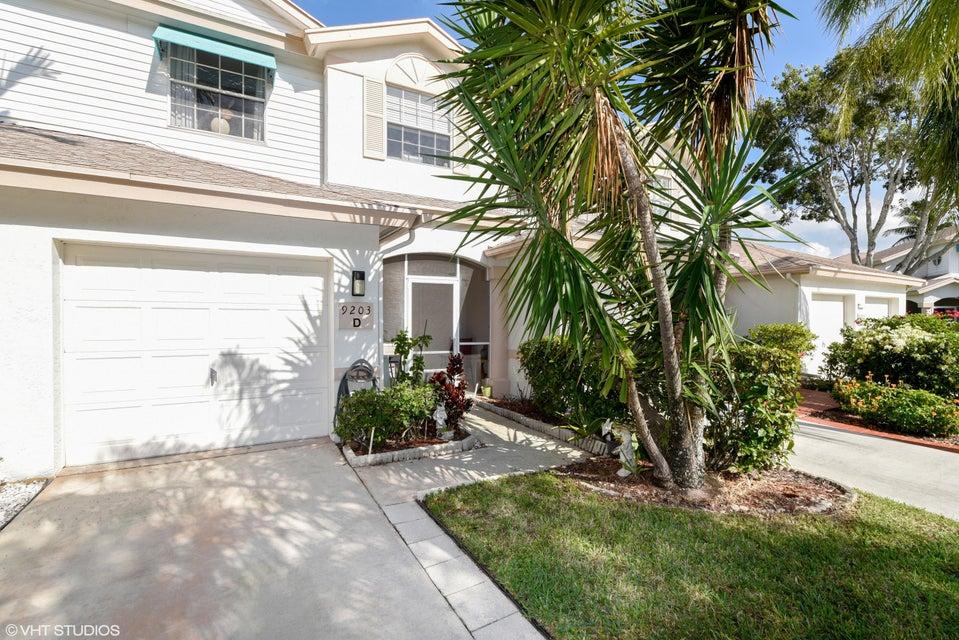 9203 Boca Gardens Circle D  Boca Raton FL 33496