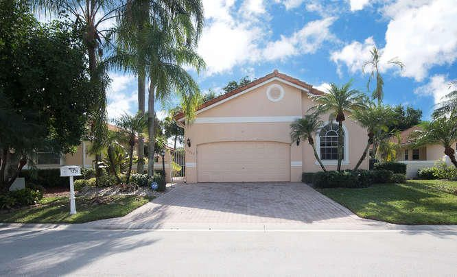 Home for sale in BELAIRE Delray Beach Florida
