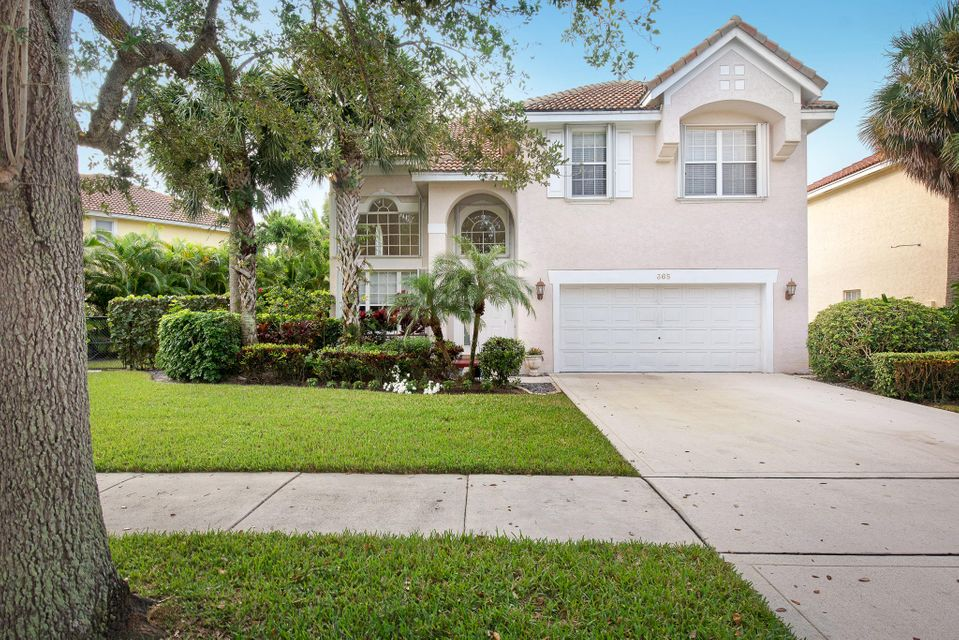 New Home for sale at 365 Magnolia Drive in Jupiter