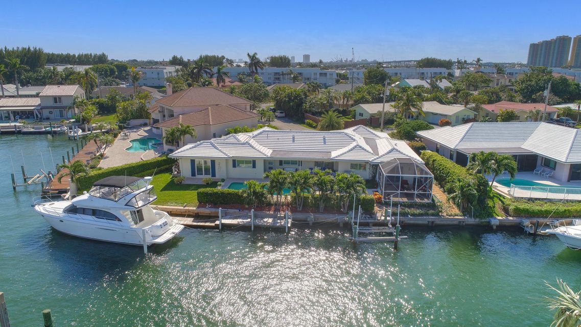 Home for sale in YACHT HARBOR MANOR Singer Island Florida