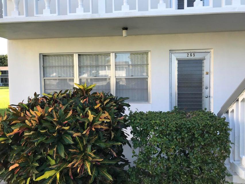 Condominium for Sale at 265 Camden # L 265 Camden # L West Palm Beach, Florida 33417 United States