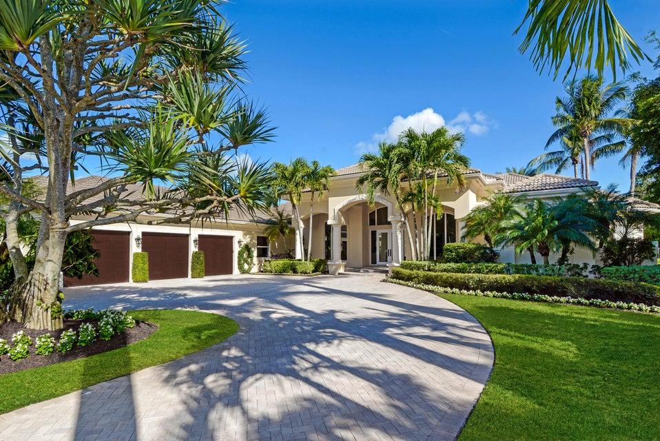 Single Family Home for Sale at 3460 Ambassador Drive 3460 Ambassador Drive Wellington, Florida 33414 United States
