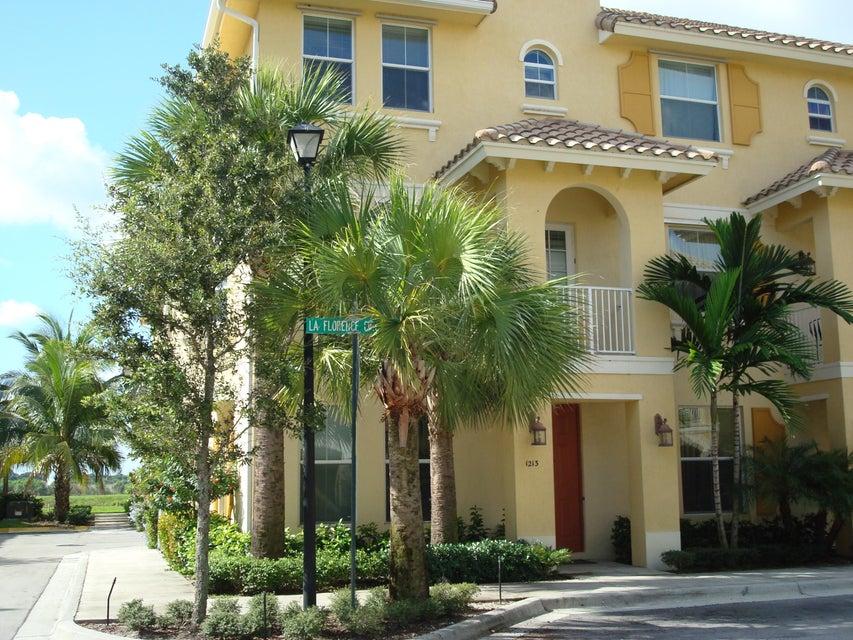 1213 Piazza Antinori  Boynton Beach FL 33426