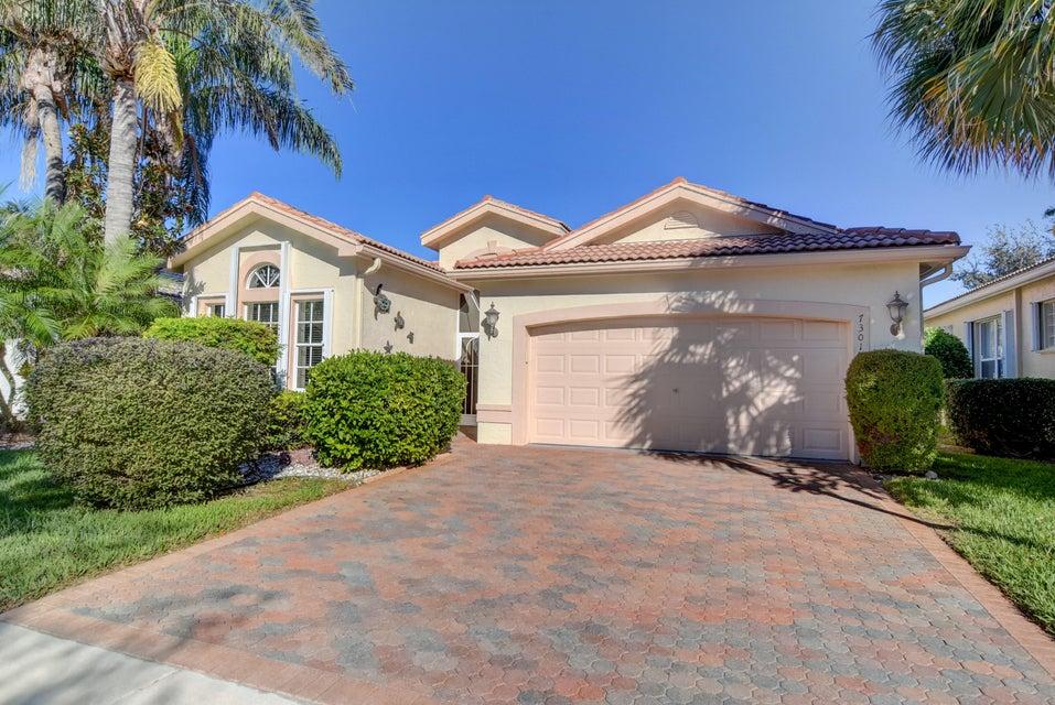 VALENCIA ISLES home 7301 Kahana Drive Boynton Beach FL 33437