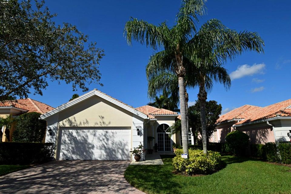 Single Family Home for Sale at 9580 SW Wedgewood Lane Stuart, Florida 34997 United States