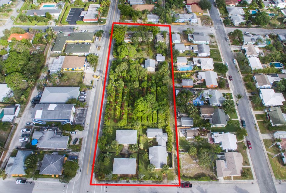 Land for Sale at 1102-1130 N Federal Highway 1102-1130 N Federal Highway Lake Worth, Florida 33460 United States
