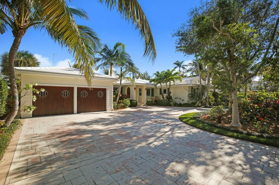 Single Family Home for Sale at 522 N Lakeside Drive 522 N Lakeside Drive Lake Worth, Florida 33460 United States
