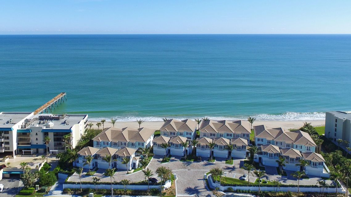Townhouse for Sale at 4780 A1A 4780 A1A Vero Beach, Florida 32963 United States