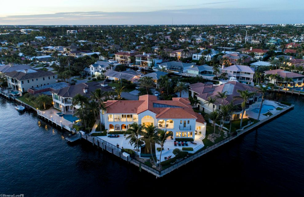 Single Family Home for Sale at 880 Dover Street 880 Dover Street Boca Raton, Florida 33487 United States