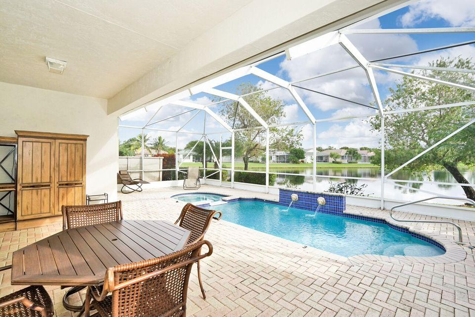 Home for sale in Baywinds Regatta Cove West Palm Beach Florida
