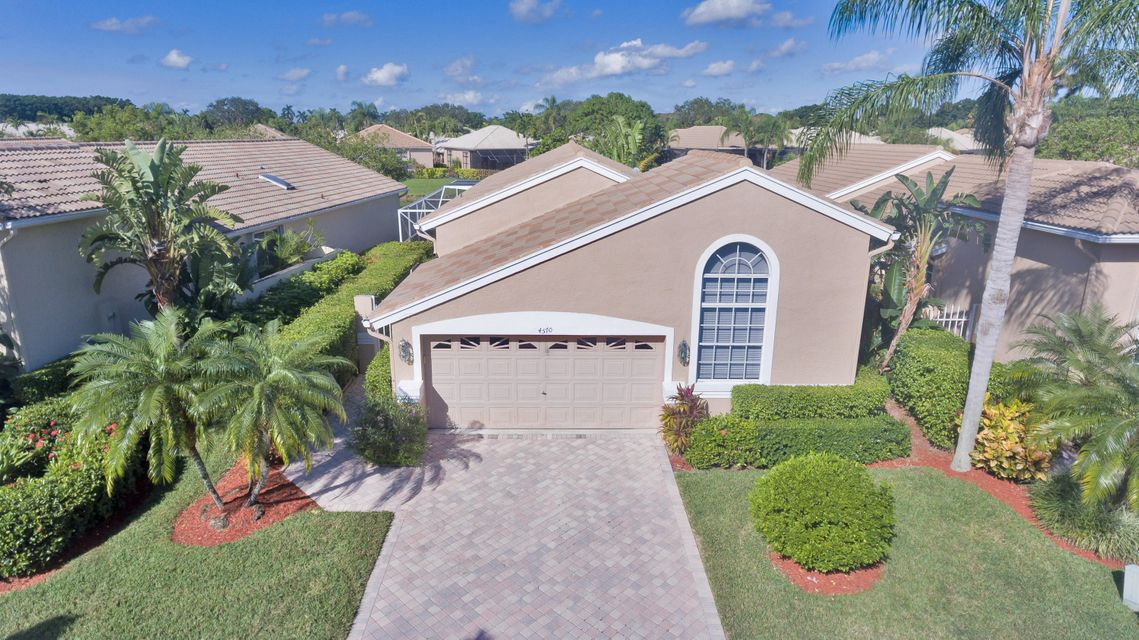 Villa for Sale at 4570 Carlton Golf Drive 4570 Carlton Golf Drive Wellington, Florida 33449 United States
