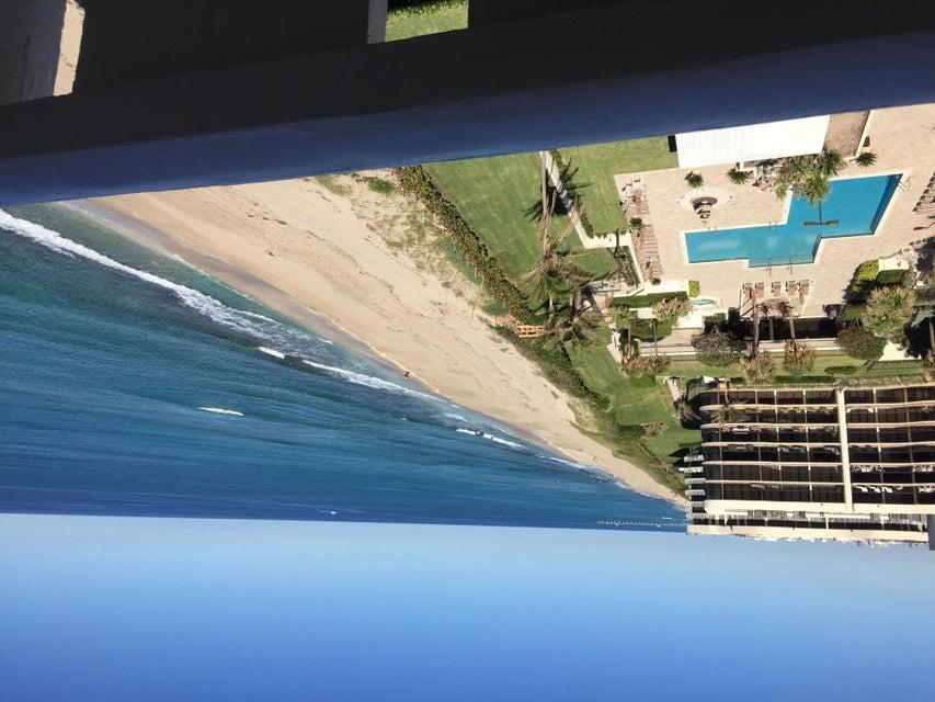 Condominium for Rent at 3450 S Ocean Boulevard # 807 3450 S Ocean Boulevard # 807 Palm Beach, Florida 33480 United States