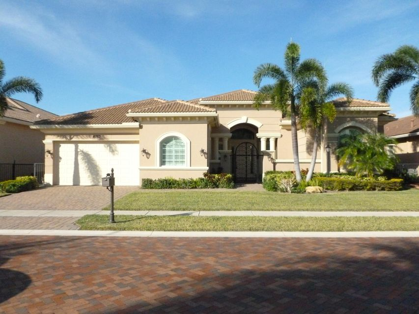 Single Family Home for Rent at 6383 Bellamalfi Street 6383 Bellamalfi Street Boca Raton, Florida 33496 United States