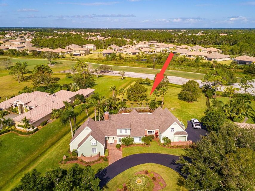 Single Family Home for Sale at 1565 SW Saint Andrews Drive Palm City, Florida 34990 United States