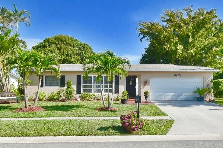 Einfamilienhaus für Verkauf beim 6433 Sagewood Way 6433 Sagewood Way Delray Beach, Florida 33484 Vereinigte Staaten