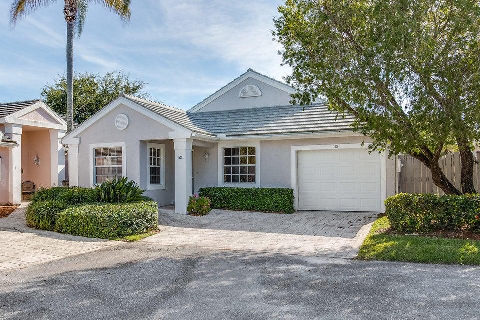 58 Admirals Court  Palm Beach Gardens FL 33418