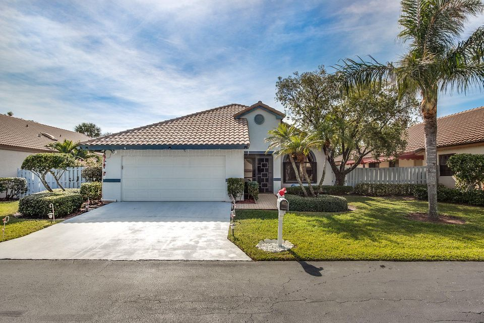 4479 Sanderling Circle  is listed as MLS Listing RX-10423051