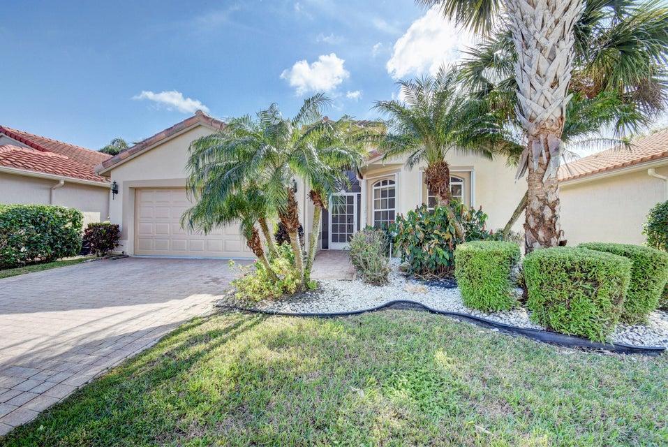 CASCADES home 7350 Haviland Circle Boynton Beach FL 33437