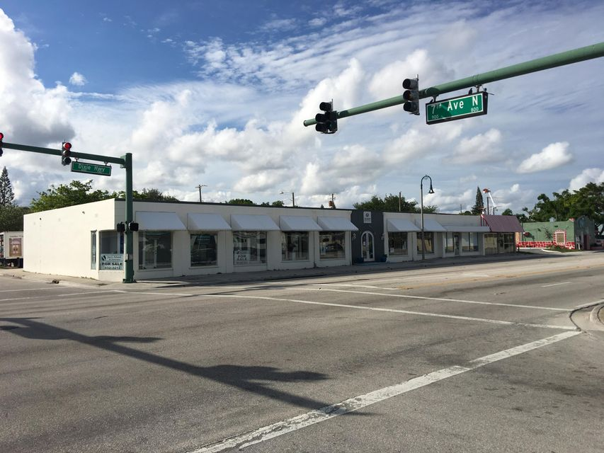 Commercial for Sale at 701 N Dixie Highway 701 N Dixie Highway Lake Worth, Florida 33460 United States