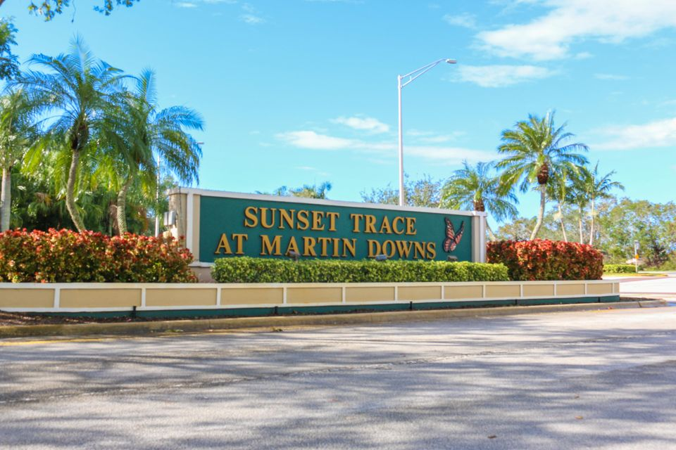 Townhouse for Sale at 3000 SW Sunset Trace Circle Palm City, Florida 34990 United States