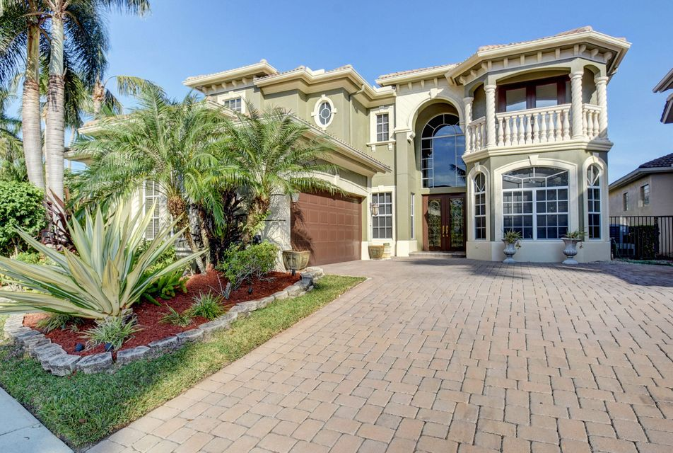 Single Family Home for Sale at 8047 Valhalla Drive 8047 Valhalla Drive Delray Beach, Florida 33446 United States