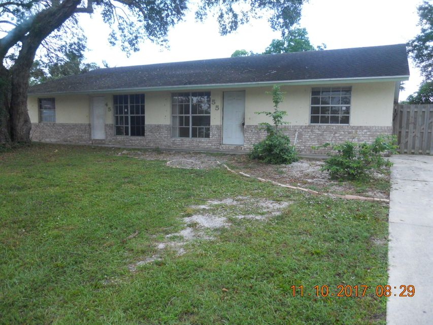 Villa por un Venta en 55 SE Millwood Terrace 55 SE Millwood Terrace Stuart, Florida 34997 Estados Unidos