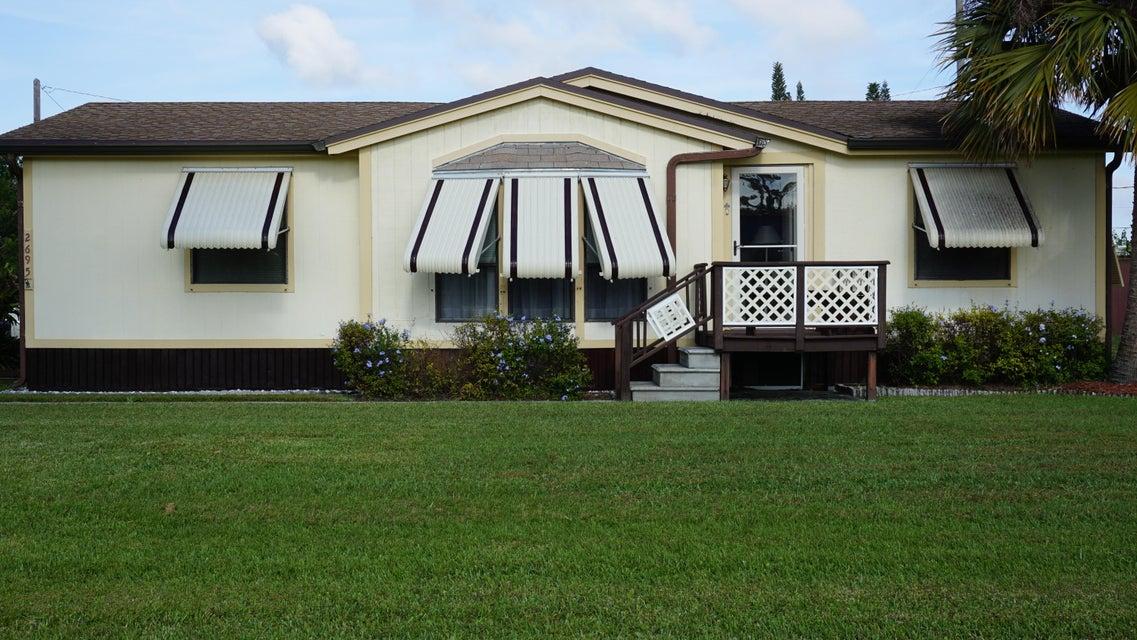 Mobile / Manufactured for Sale at 2695 SE La Palma Terrace Stuart, Florida 34997 United States