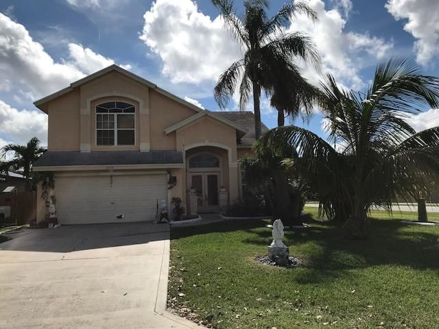 NORTH PALM BEACH HEIGHTS home on 6350  Foster Street