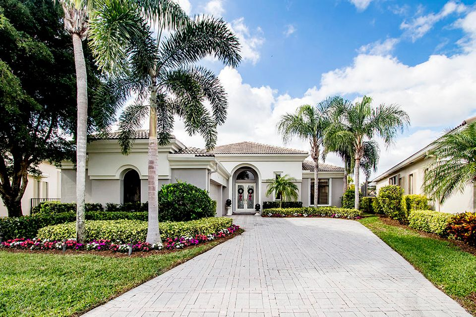 Home for sale in Ibis Golf & Country - Blue Heron Bay West Palm Beach Florida