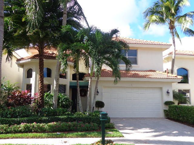 Single Family Home for Rent at 8453 Legend Club Drive 8453 Legend Club Drive West Palm Beach, Florida 33412 United States