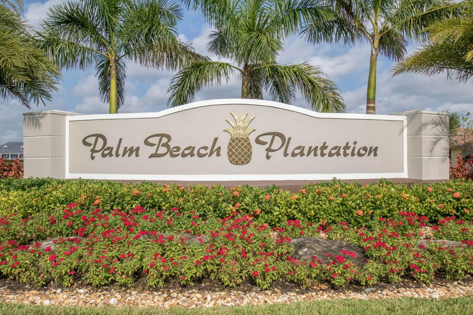 PALM BEACH PLANTATION ROYAL PALM BEACH