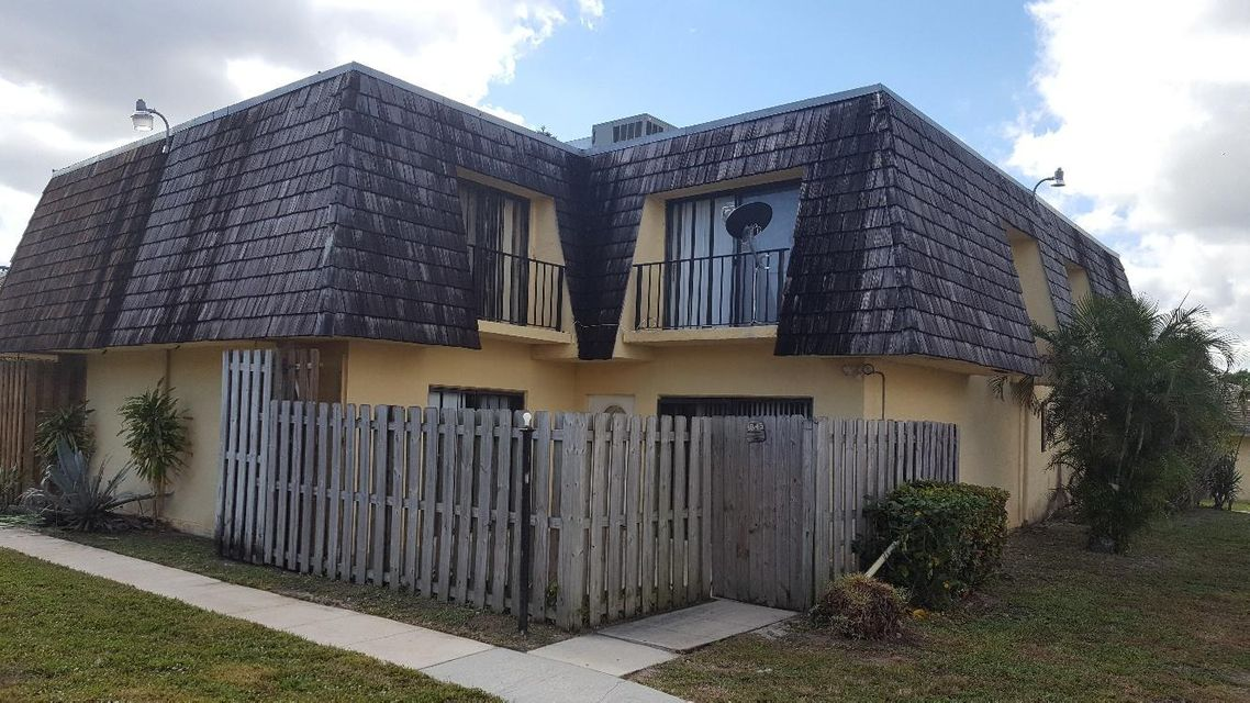 Home for sale in WOODSTOCK TWNHS West Palm Beach Florida