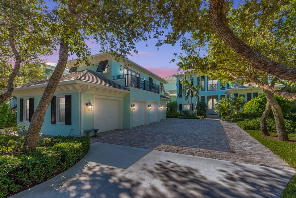 Single Family Home for Sale at 1726 NE Ocean Boulevard 1726 NE Ocean Boulevard Stuart, Florida 34996 United States