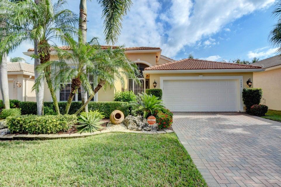 Home for sale in Valencia Palms Delray Beach Florida