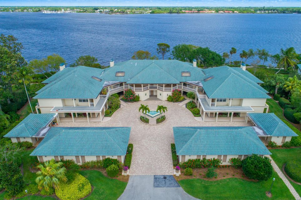 Condominium for Sale at 12446 NW Harbour Ridge Boulevard # 1-6 Palm City, Florida 34990 United States