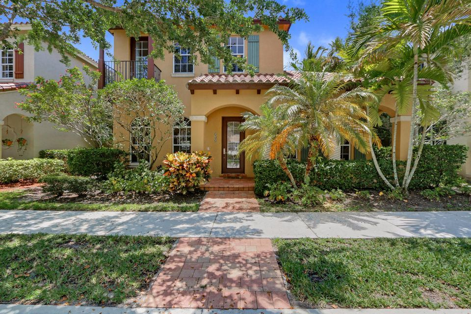Single Family Home for Rent at 106 Santiago Drive 106 Santiago Drive Jupiter, Florida 33458 United States