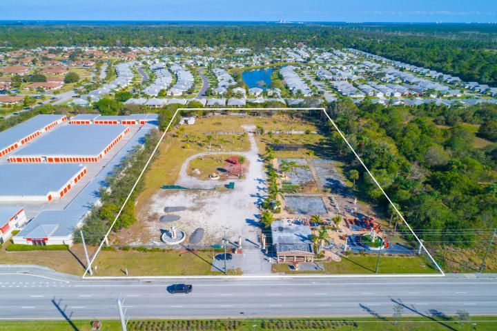 Land for Rent at 5990 S Us Hwy 1 5990 S Us Hwy 1 Fort Pierce, Florida 34982 United States