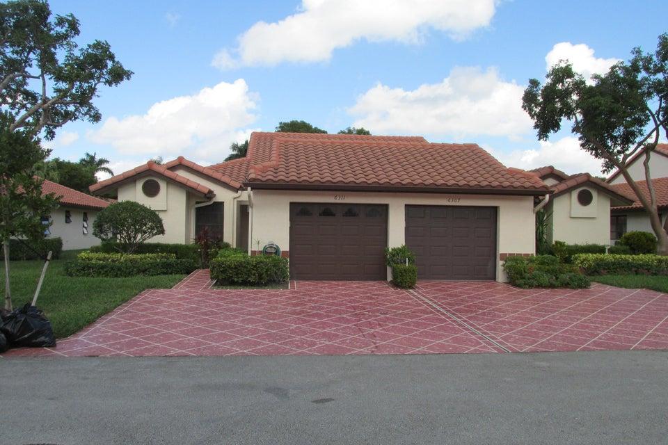 6311 Kings Gate Circle A  Delray Beach FL 33484