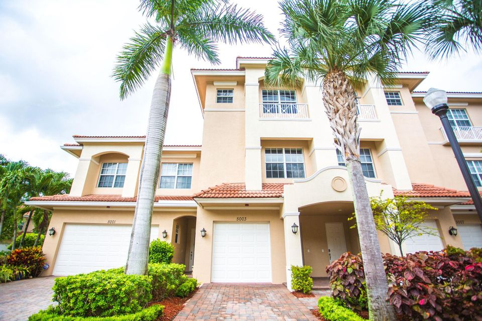 Townhouse for Rent at 5003 Vine Cliff Way 5003 Vine Cliff Way Palm Beach Gardens, Florida 33418 United States